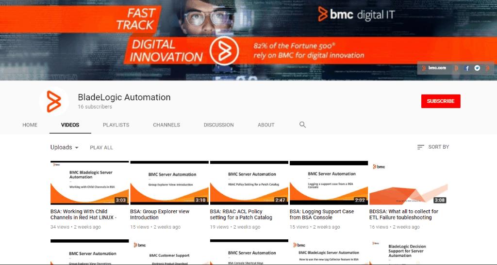 BladeLogic Network Automation