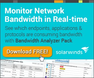 Best Bandwidth Monitoring Software for Tracking Network