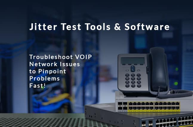 jitter test software and tools