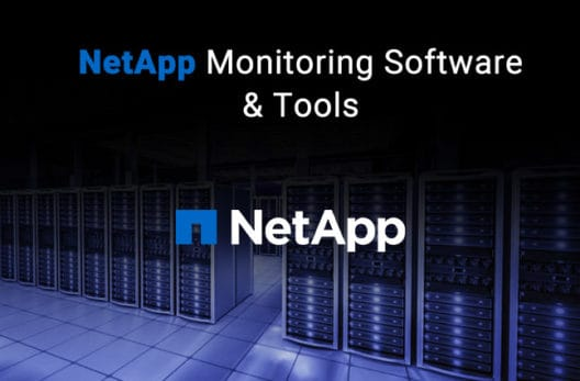 netapp monitoring software and tools