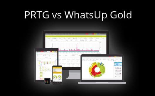 prtg vs whatsup gold comparison