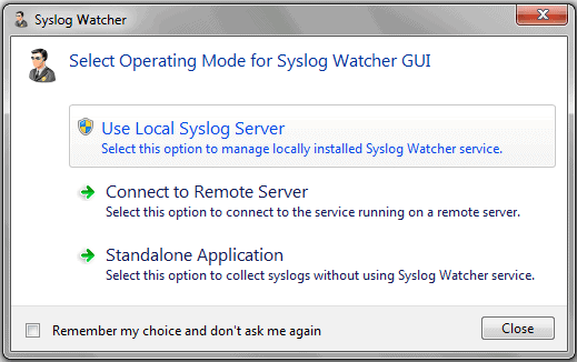 SnmpSoft Syslog Watcher - Network Admin Tools
