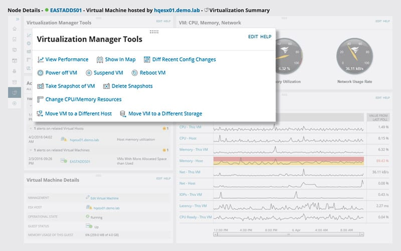 Systems Management Software & Tools for Enterprise-wide
