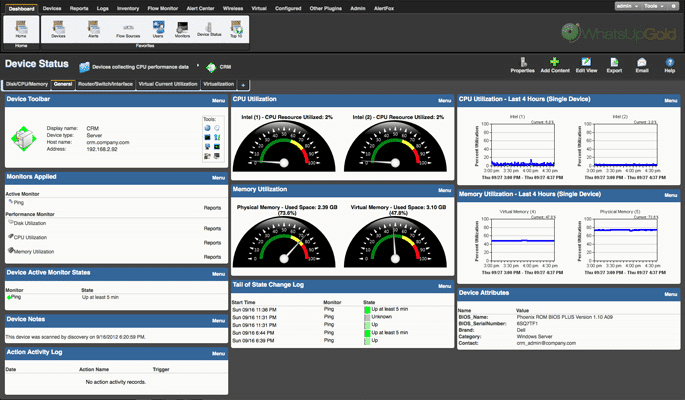 Best SNMP Monitoring Tools & Software for Network/Device