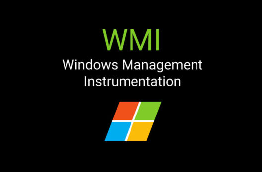 wmi Windows Management Instrumentation