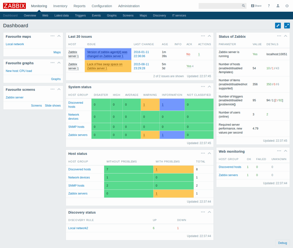 10 Best IP Monitor Software/Tools for Managing & Monitoring Servers 2019